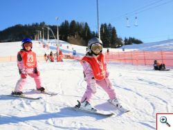Skispaß für die ganze Familie!::